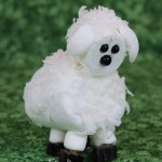 Marshmallow Sheep, findingourwaynow.com