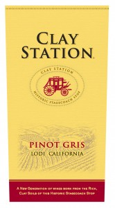 Clay Station Winery Pinot Grigio, findingourwaynow.com