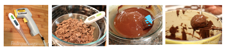 Tempering Chocolate, findingourwaynow.com