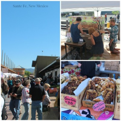 Picture of Sante Fe farmers market