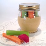 Hummus Recipe In A Jar, findingourwaynow.com