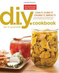 America's Test Kitchen DYI Cookbook