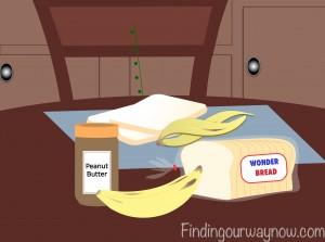 Bolshoi - Banana Sandwiches, findingourwaynow.com