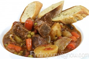 Easy Beef Stew, findingourwaynow.com