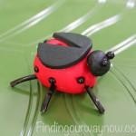 Marshmallow Ladybugs, findingourwaynow.com