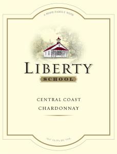 Liberty School Chardonnay, findingourwaynow.com