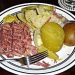 Corned Beef and Cabbage Recipe, findingourwaynow.com