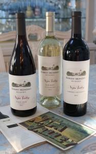 Robert Mondavi Winery Trio, findingourwaynow.com