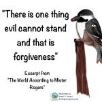 Forgiveness, findingourwaynow.com