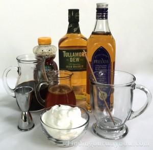 Irish Coffee With Honey, findingourwaynow.com