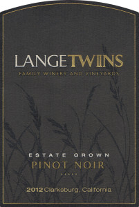 LangetTwins Winery and Vineyards Pinot Noir, findingourwaynow.com