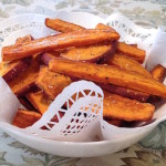 Oven Sweet Potato Fries, findingourwaynow.com