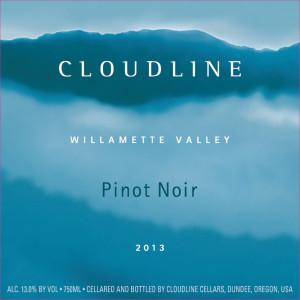 Cloudline Cellars Pinot Noir, findingourwaynow.com