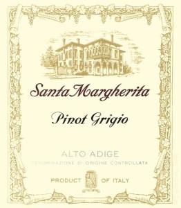 Santa Margherita Pinot Grigio, findingourwaynow.com