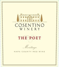Cosentino Winery The Poet , findingourwaynow.com