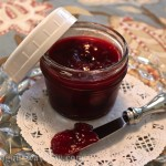 Freezer Plum Jam: #Recipe