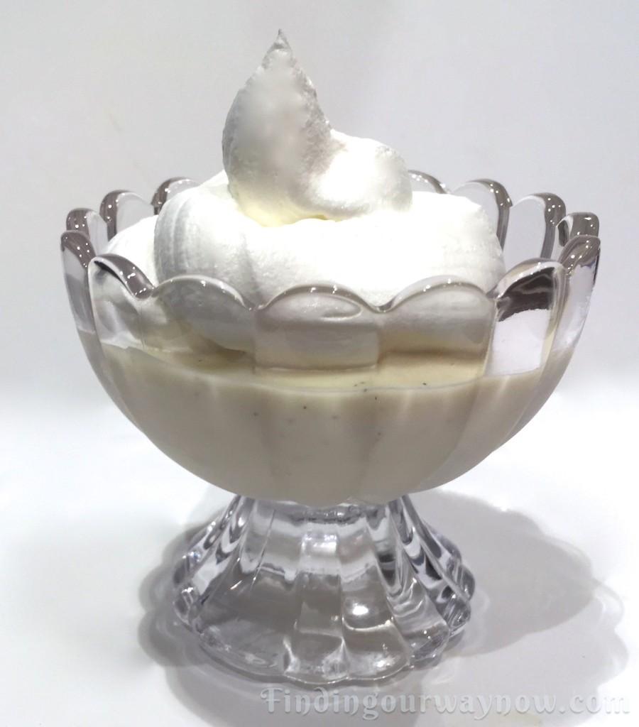 Homemade Vanilla Pudding, findingourwaynow.com