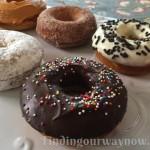 Homemade Donuts, findingourwaynow.com