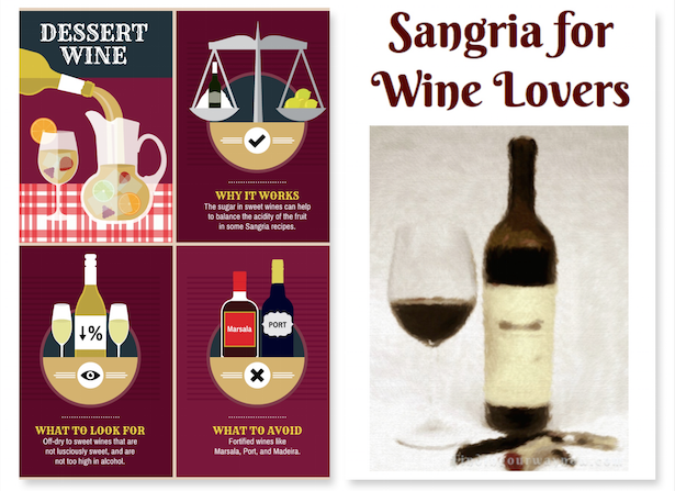 Sangria For Lovers Collage 2