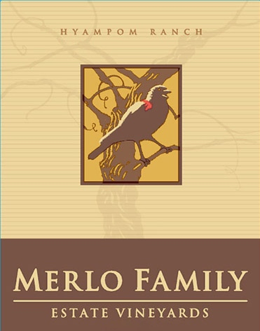 Merlo Winery Blackbird Red Wine Blend, findingourwaynow.com