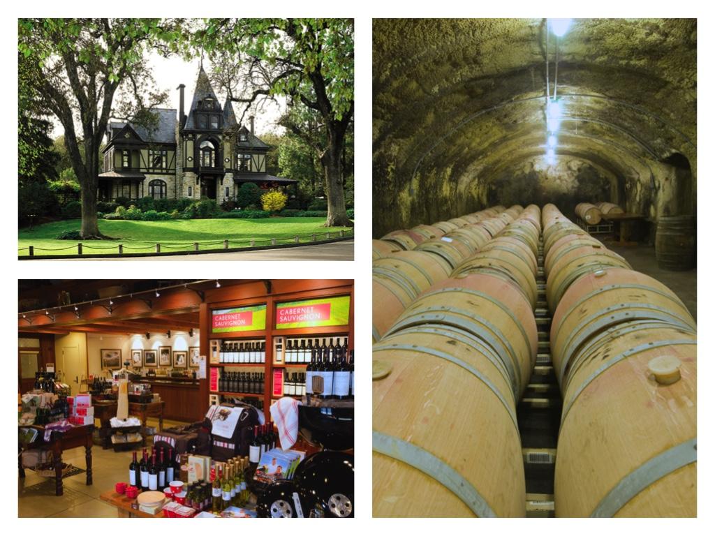 Beringer Winery, findingourwaynow.com