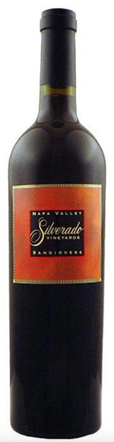 Silverado Vineyards Estate Sangiovese, findingourwaynow.com
