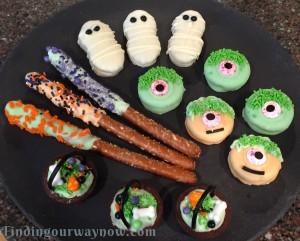 Quick Halloween Treats, findingourwaynow.com