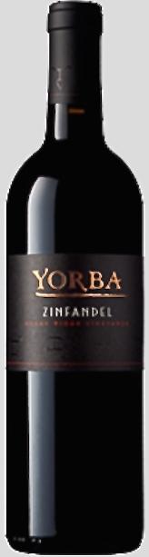 Yorba Wines Zinfandel, findingourwaynow.com