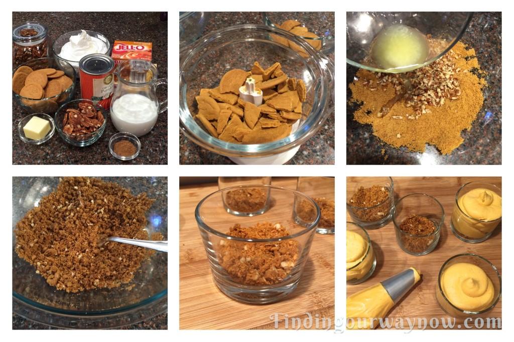 Easy Pumpkin Mousse, findingourwaynow.com