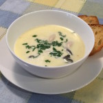 Oyster Stew, The Old-Fashioned Way: #Recipe