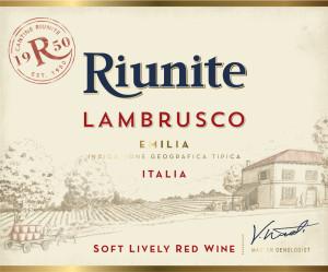 Riunite Lambrusco Emilia, findingourwaynow.com
