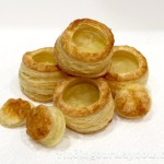 Homemade Puff Pastry Shells: #Recipe