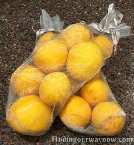 Meyer Lemon Curd, findingourwaynow.com