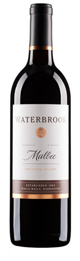 Waterbrook Winery Malbec, findingourwaynow.com