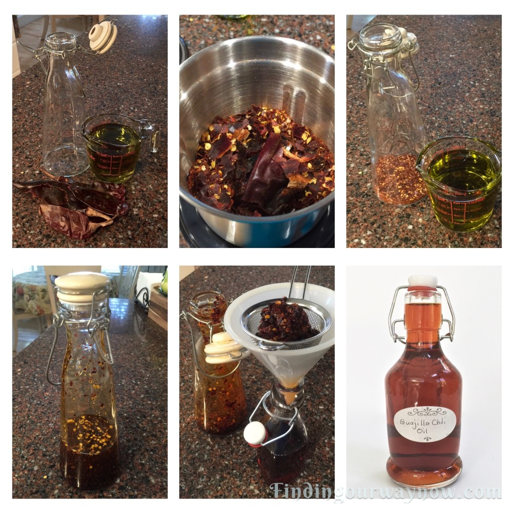 Infused Chili Oil, findingourwaynow.com