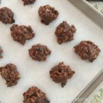 No-Bake Chocolate Oat Cookies, findingourwaynow.com