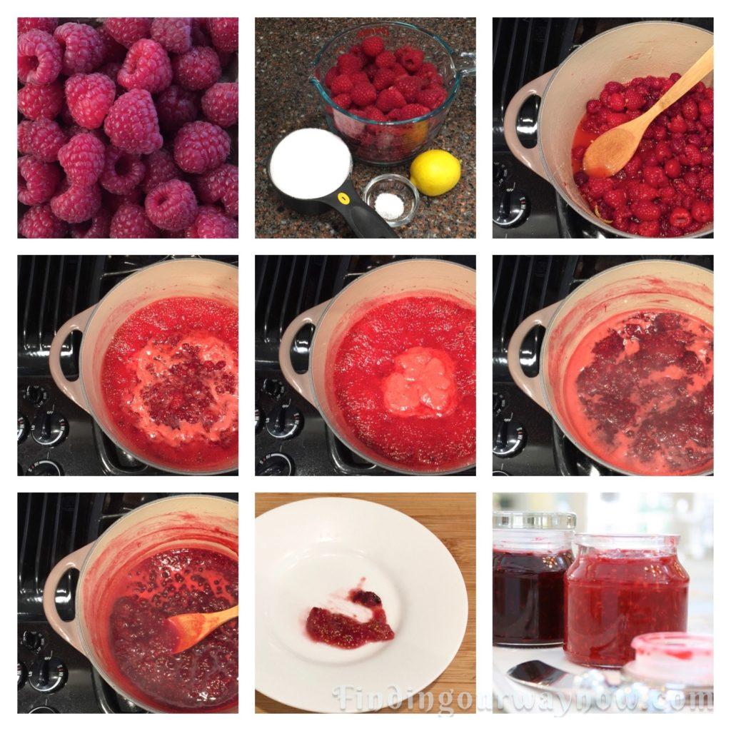 Homemade Berry Jam, findingourwaynow.com