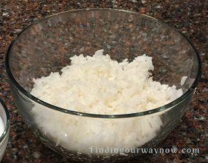 Quick Rice Pudding, findingourwaynow.com