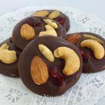 Leftover Chocolate Bites, findingourwaynow.com