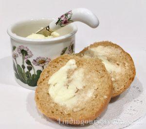 Homemade Butter, findingourwaynow.com
