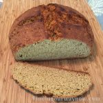 Whole-Wheat Soda Bread, findingourwaynow.com