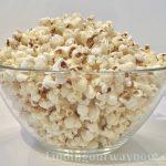 Perfect Popcorn My Way, findingourwaynow.com