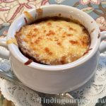 French Onion Soup, findingourwaynow.com