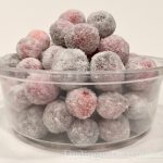 Candied Cranberries, findingourwaynow.com