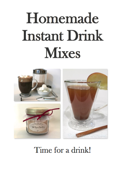 Drink mixes come in endless types, but the store-bought varieties can be quite expensive. Why pay for pre-mixed bits of sugar and spice when it's cheaper and way more fun to make your own? Susan provides guidance in mixing seven popular drink mixes such as eggnog, chai tea, and spiced apple cider.