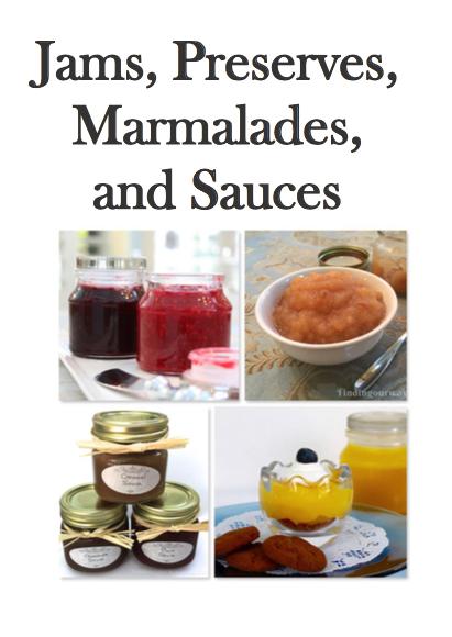Jams Preserves Marmalades Sauces